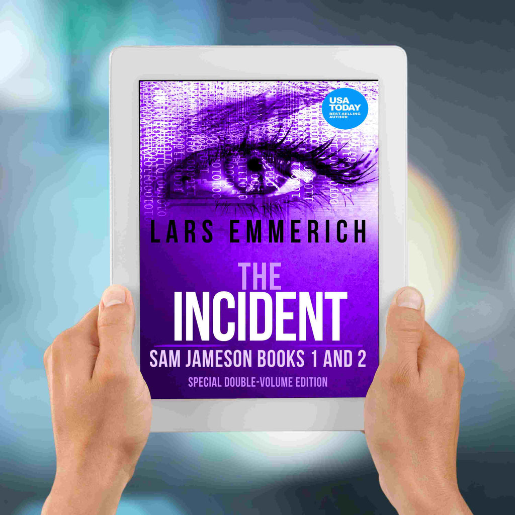 The INCIDENT: Sam Jameson Books One and Two (Kindle and ePub)
