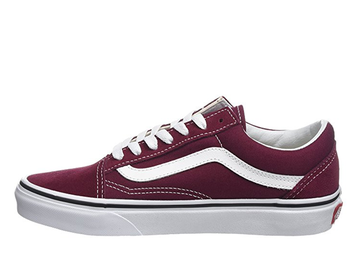 vans granates old skool