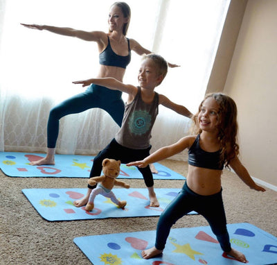 How Yoga Benefits the Whole Family