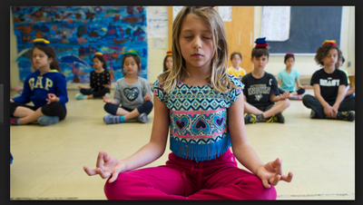 Mindfulness, the best way to make our kids flourish.