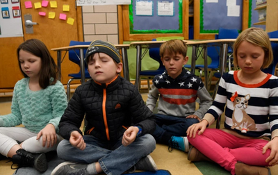 "Denver Public Schools ""Mindfulness"" class teaches gratitude, appreciation of surroundings"