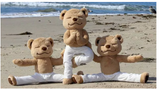 Meddy Teddy Is the Most Adorable Way to Teach Your Kids Yoga