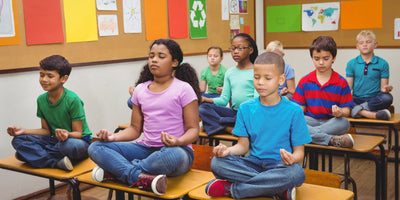 Mindfulness - Helps Children Gain Control Over Their Emotions