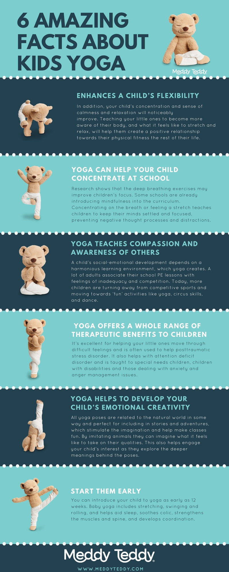 6 Amazing Facts About Kids Yoga