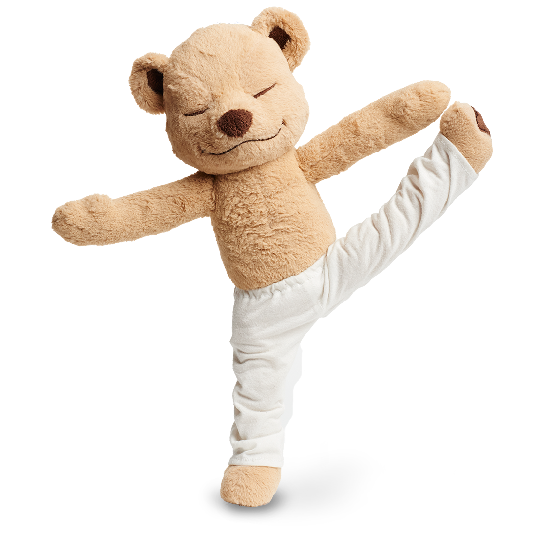 Learn How to do Toe Grab Meddy Teddy