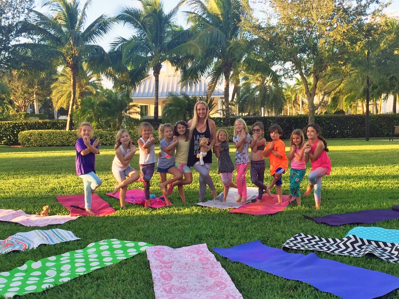 Kids Yoga and Meditation with Meddy Teddy