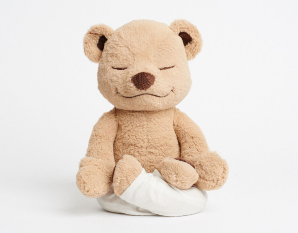 Learn How to do Lotus Pose with Meddy Teddy