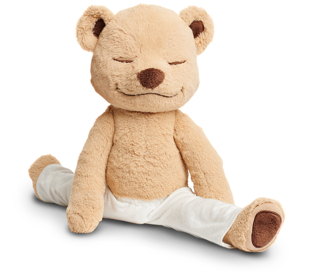 A Kids Yoga Toy Meddy Teddy