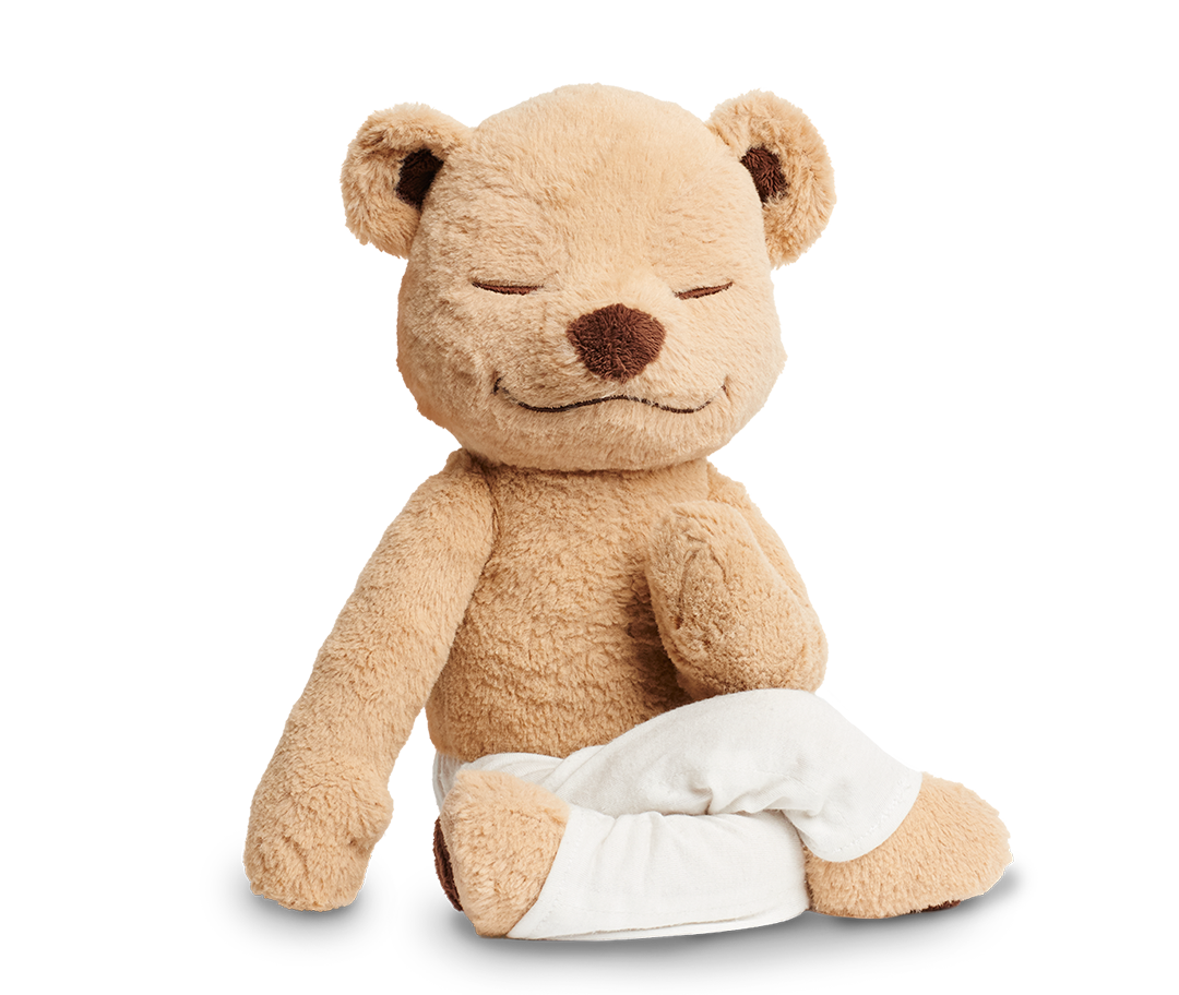 Teach Kids Meditation with Meddy Teddy