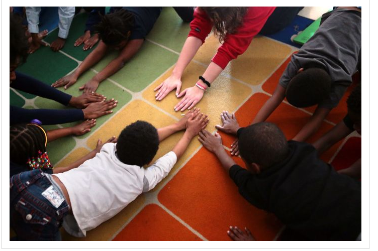 mindfulness yoga in the classroom