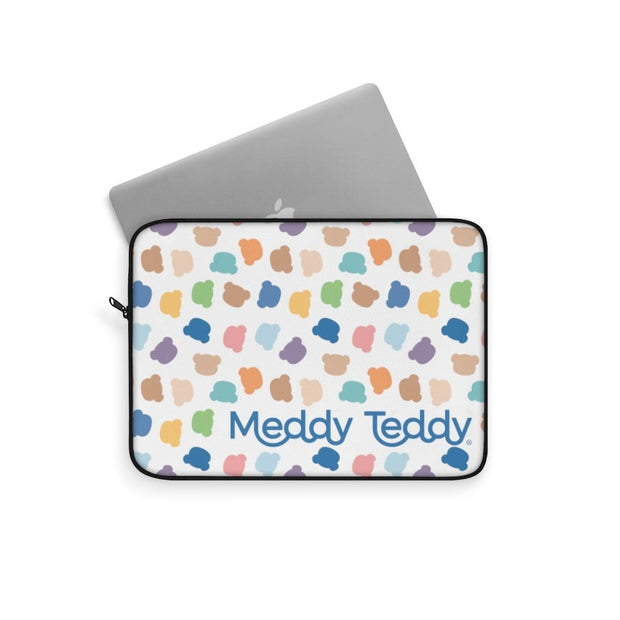 Meddy Teddy Laptop Sleeve - Laptop Sleeve