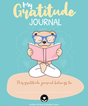 28 Day My Gratitude Journal