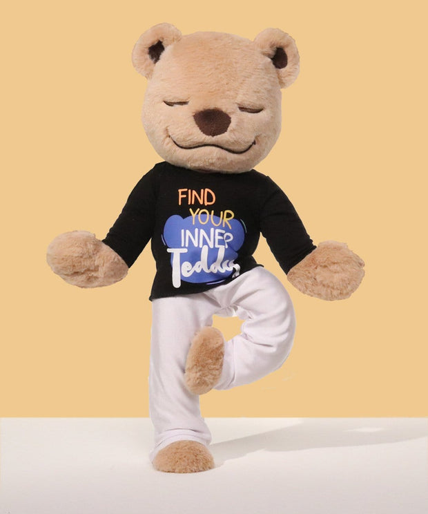 Find Your Inner Teddy - Long Sleeve T-Shirt for Meddy Teddy - Shirts