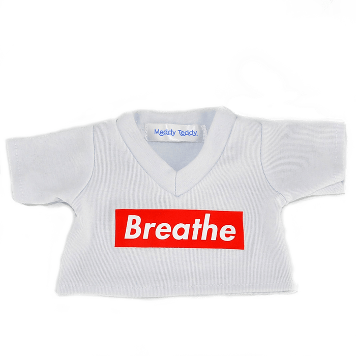 Red Breathe Shirt
