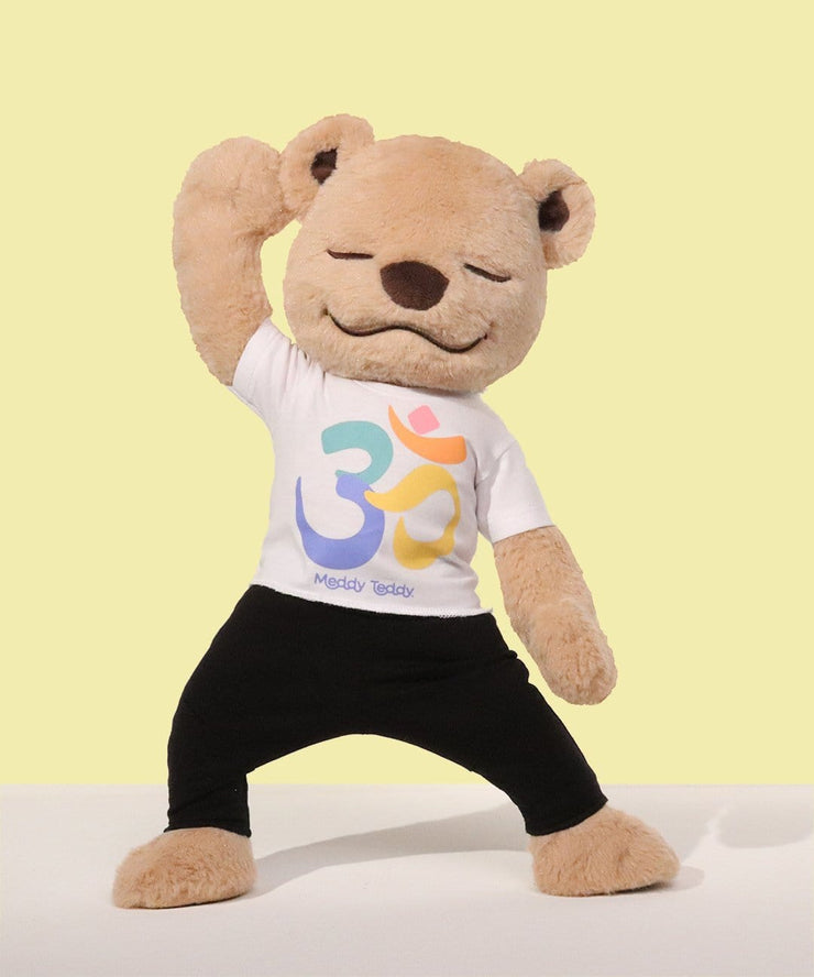 Om Shirt - Yoga Shirt for Meddy Teddy - Shirts