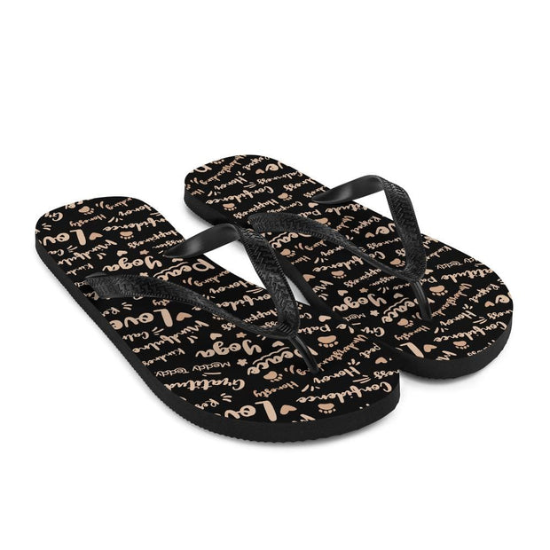 Meddy Teddy Honey Mindful Flip-Flops -