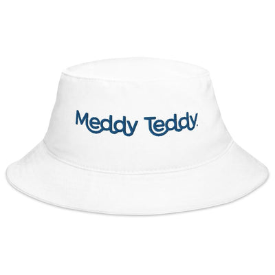 Meddy Teddy Embroidered Bucket Hat -
