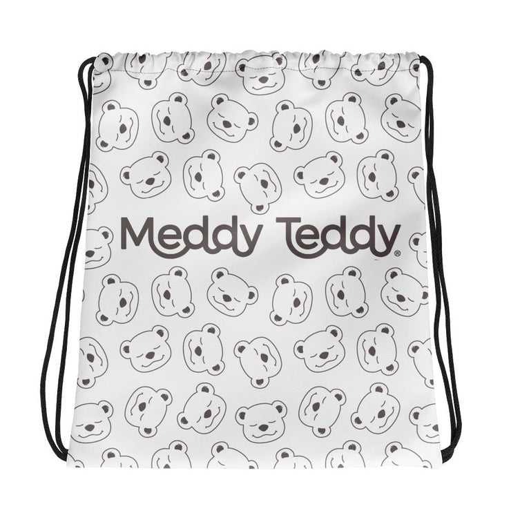 Meddy Teddy Drawstring Bag -