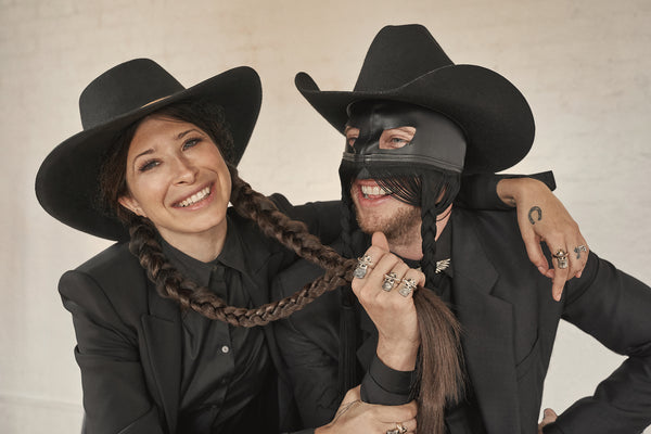 Orville Peck x Pamela Love Collection