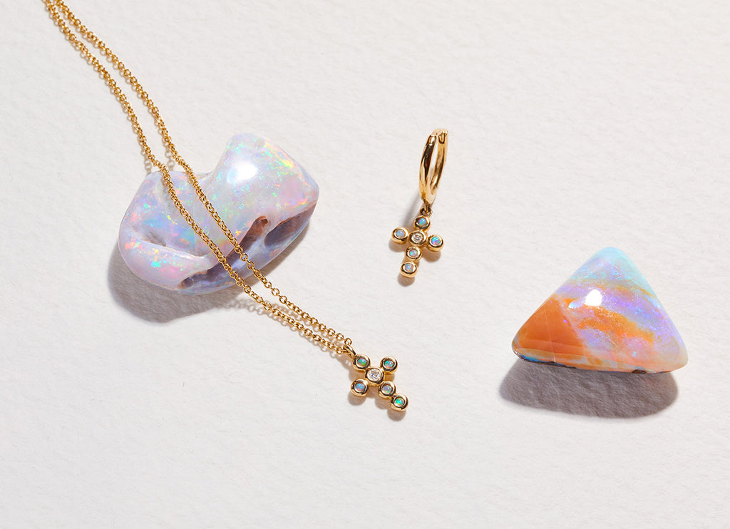 Pamela Love Jewelry Collection And Necklaces - Lunar Edit