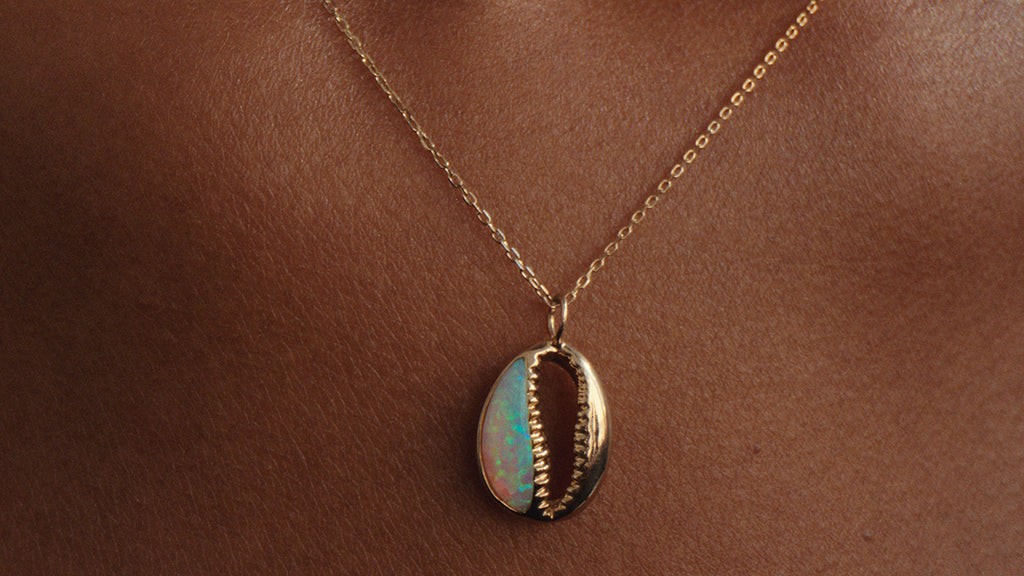 Pamela Love x Ebonee Davis Jewelry Collaboration, Divine Feminine