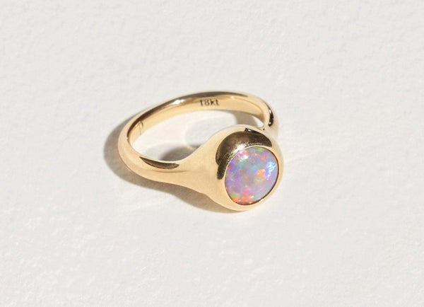 Pamela Love One of a Kind Opal Ring