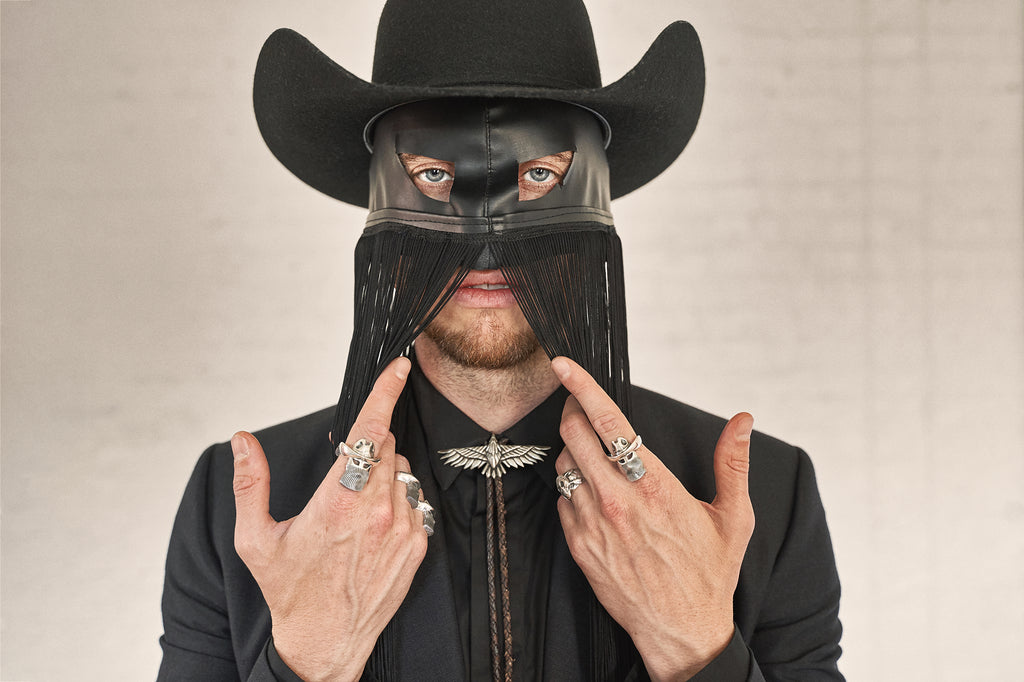 Pamela Love x Orville Peck collaboration