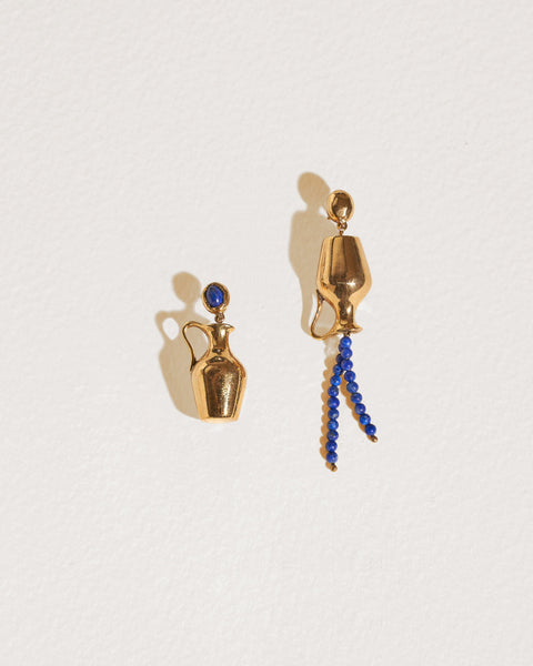 Pamela Love Vessel Earrings