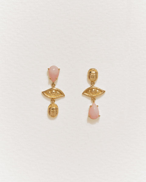 Pamela Love Teardrop Earrings