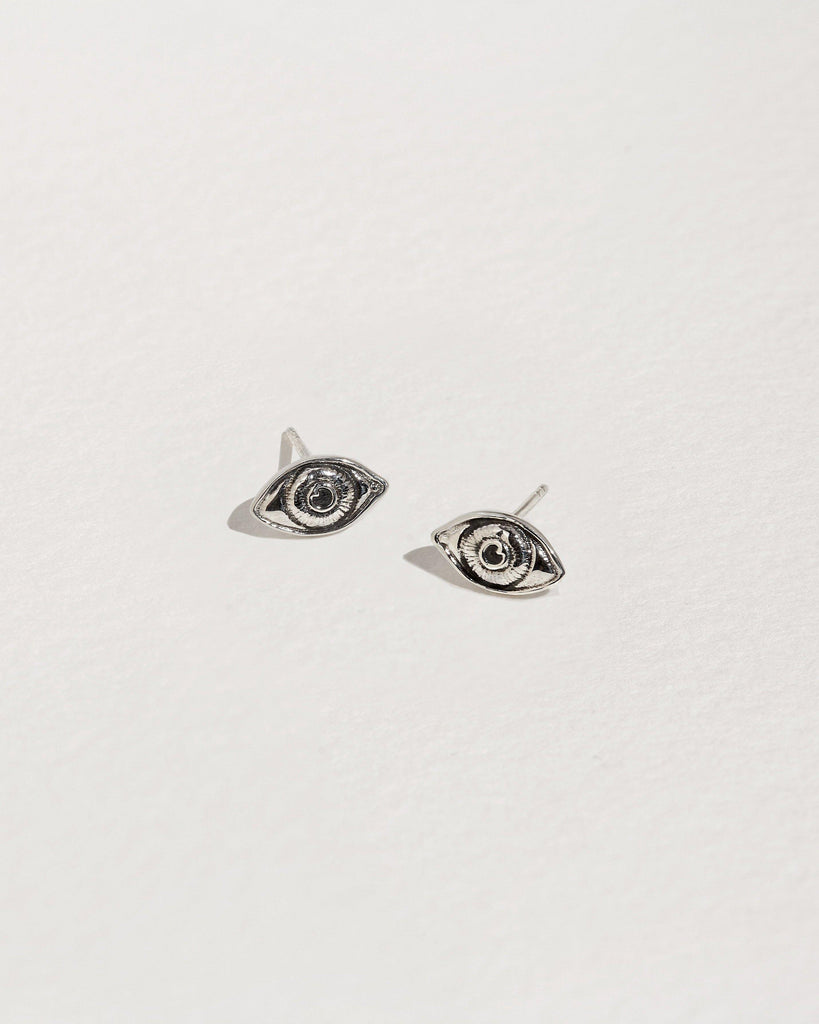 Oculus Earrings