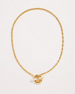Jasmine Toggle Necklace