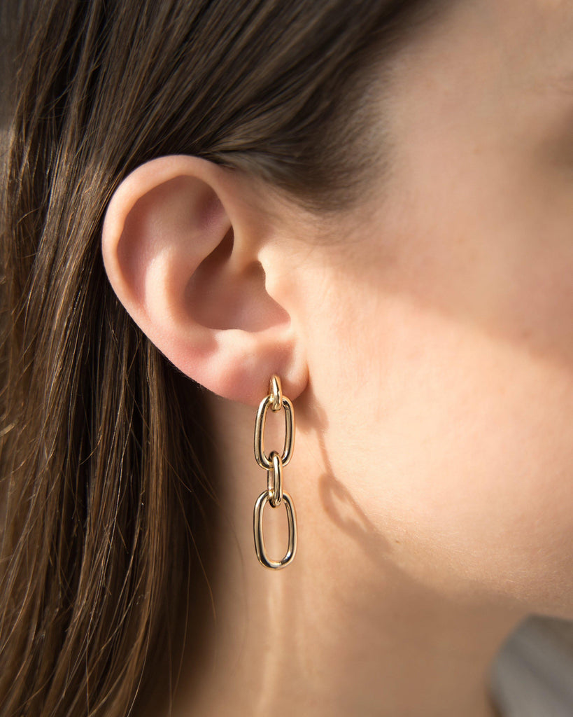 Double Beaumont Earring