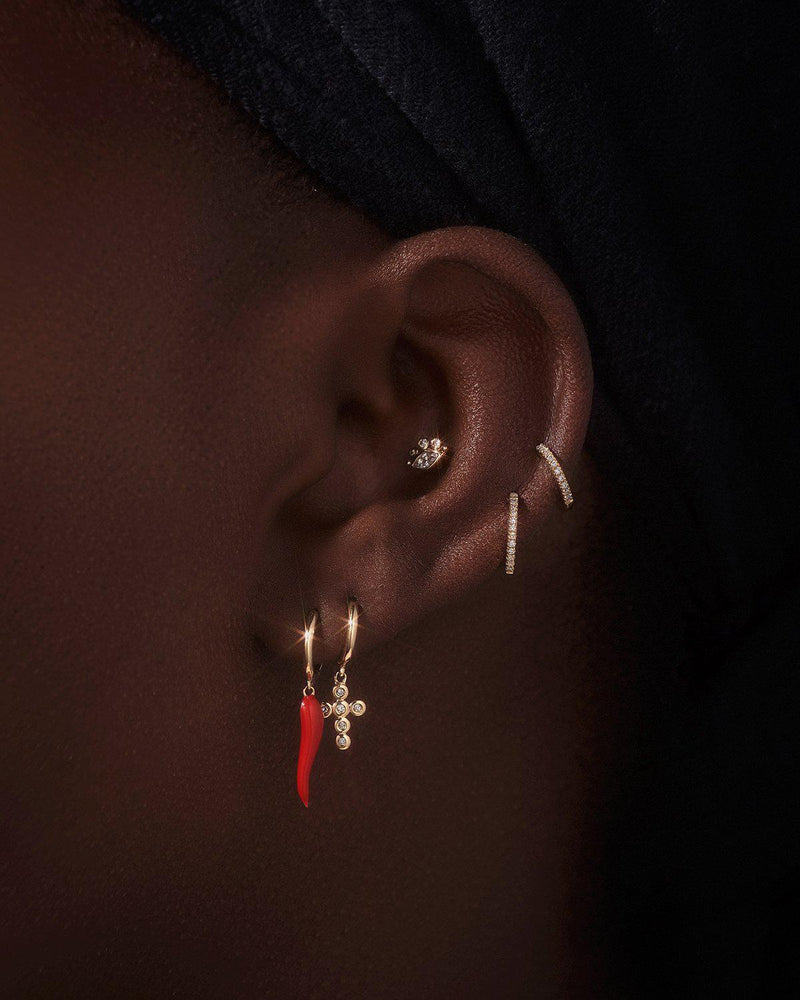 ear piercings by pamela love