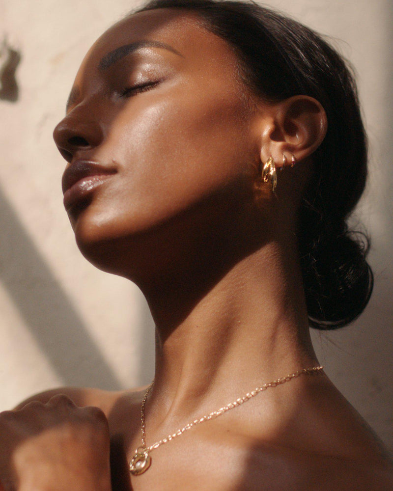Jasmine Tookes jewelry by Pamela Love