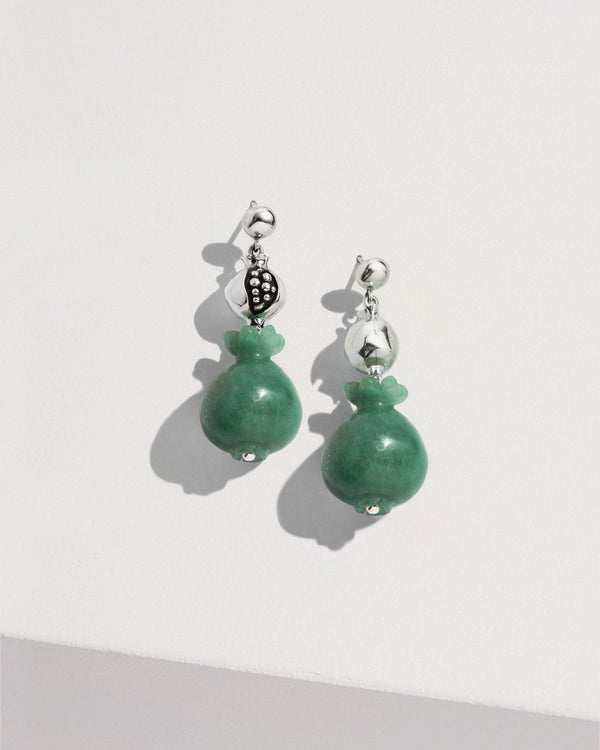 Stone Persephone Earrings