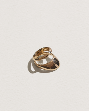 agnes brass ring