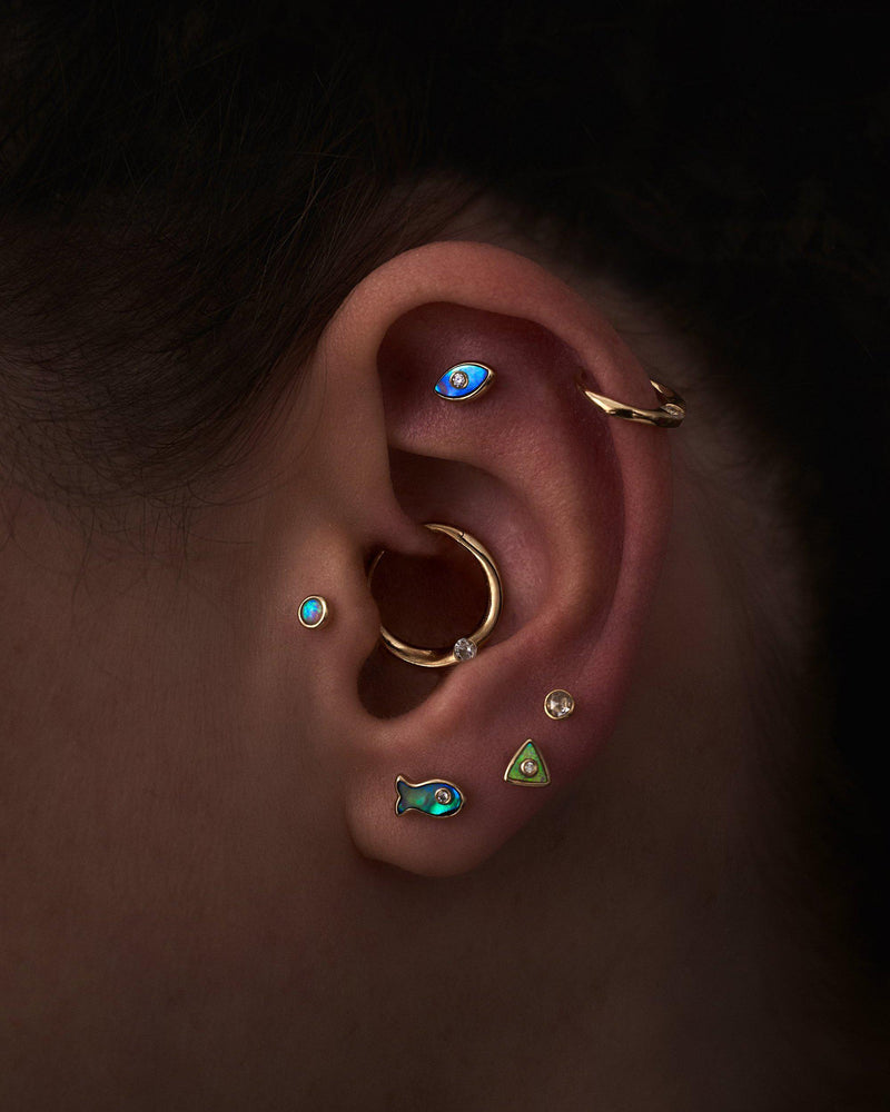 Pamela Love ear piercings collection