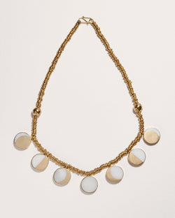 Kyleigh Moon Phase Necklace