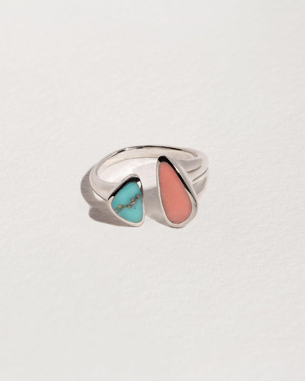 Pilar Inlay Ring