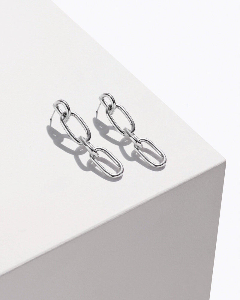 Double Beaumont earring.