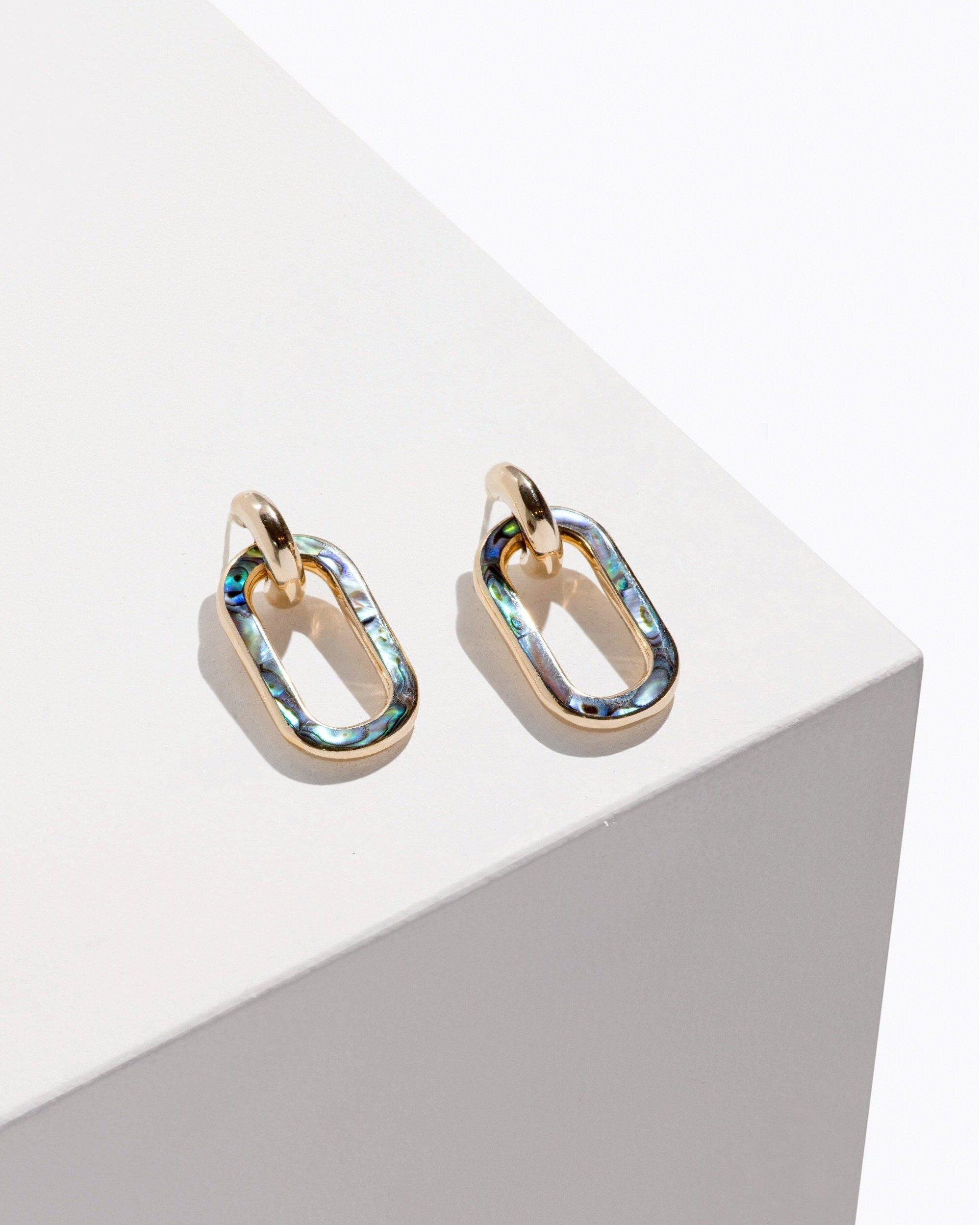 Inlay Beaumont Earrings