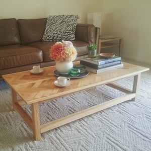 Welcome Coffee Table