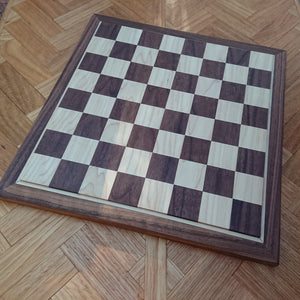 Chess and Checkers Board