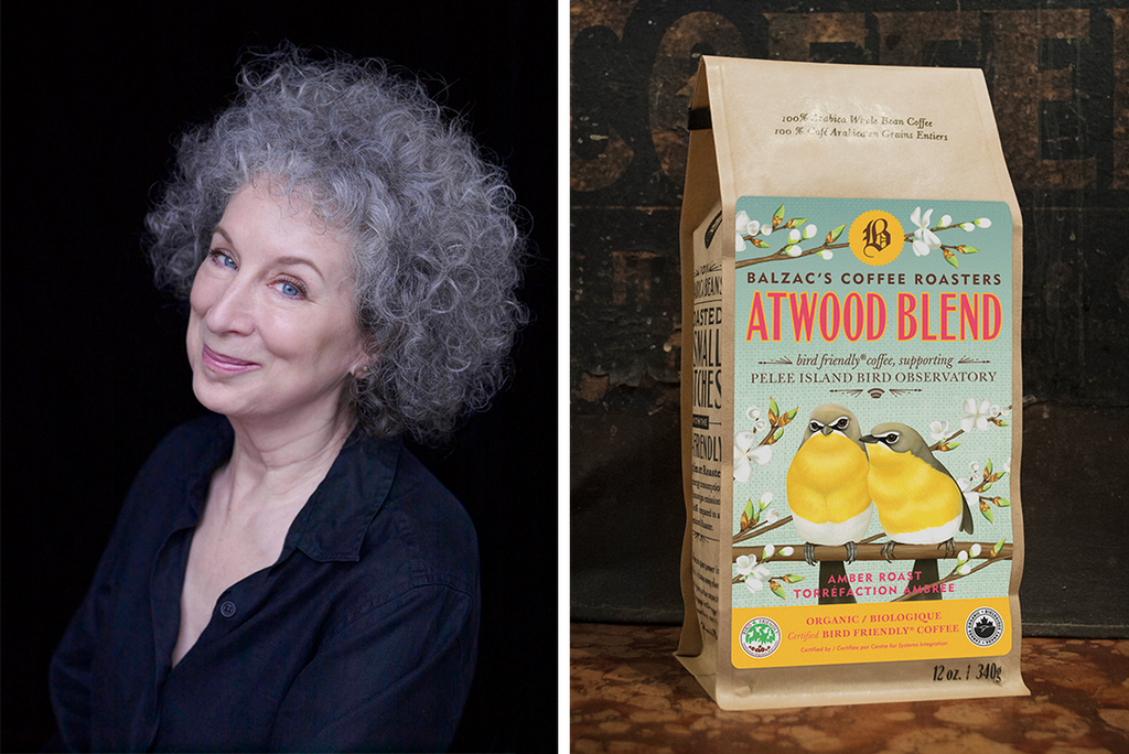 Balzac's Conservation of Migratory Birds with Margaret Atwood