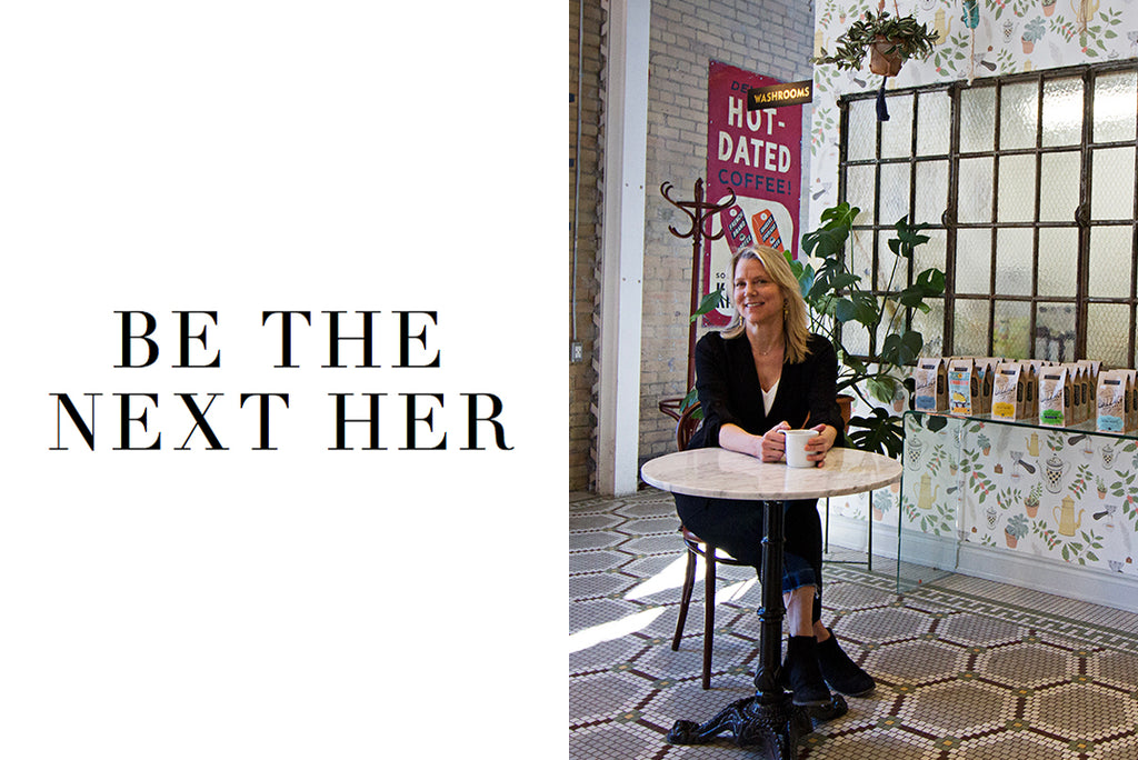 Interview with Be The Next Her