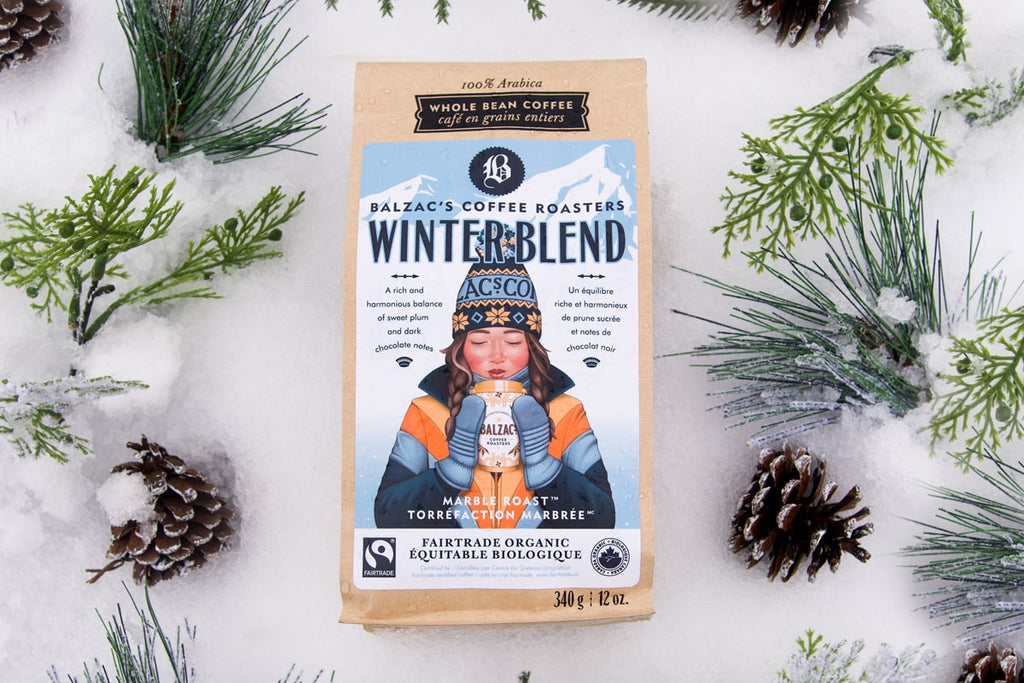 Our Winter Blend Is Back!
