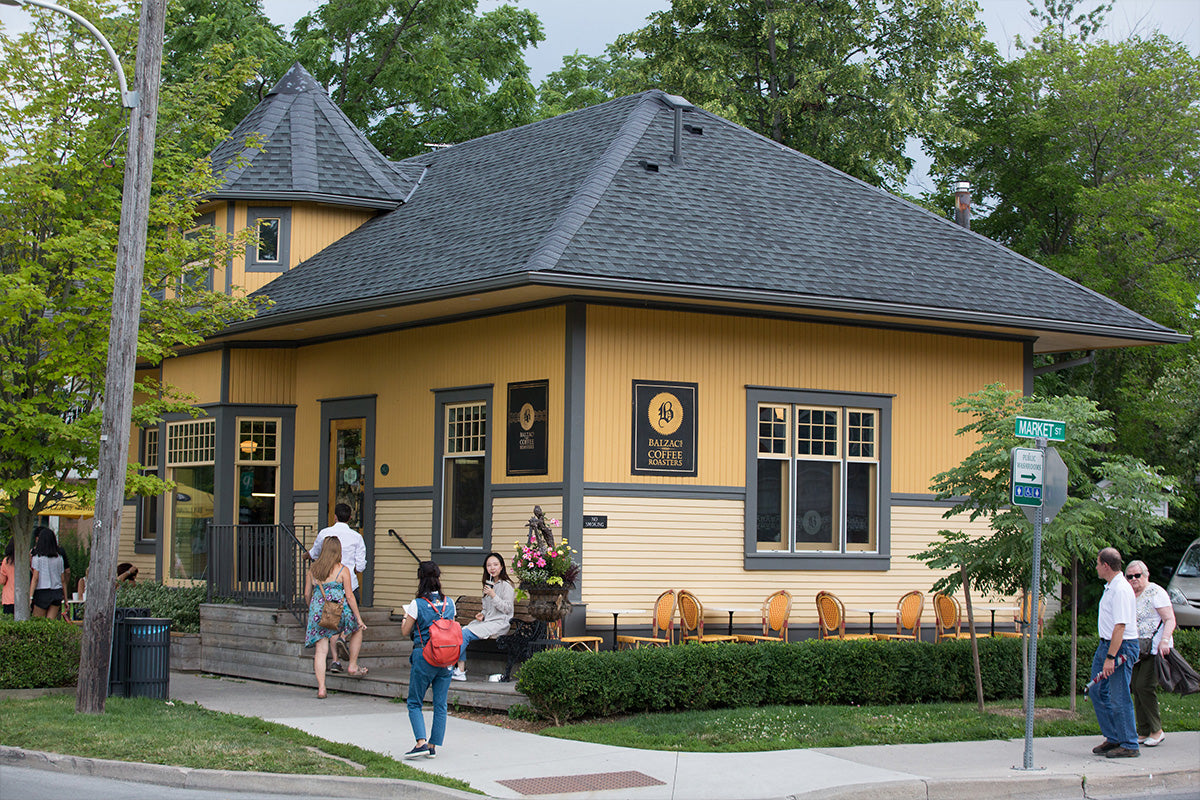 Balzacs Coffee Niagara-on-the-Lake