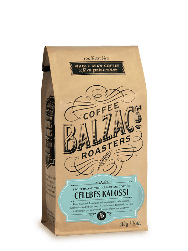 Celebes Kalossi Stout Roast Single Origin Coffee