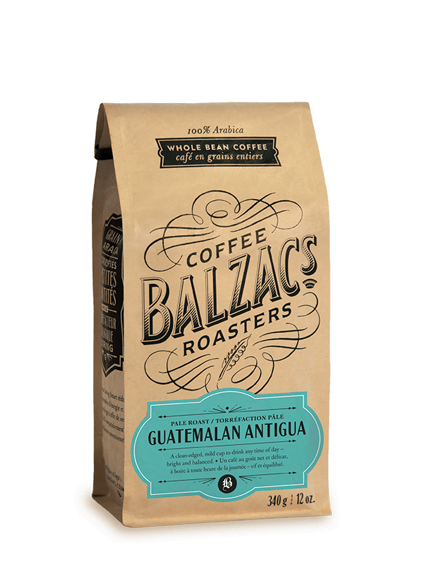 Guatemalan Antigua Pale Roast Single Origin Coffee