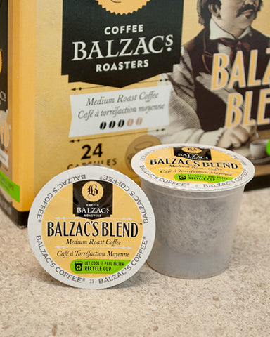 Balzac's Blend Single Serve 24 Capsules